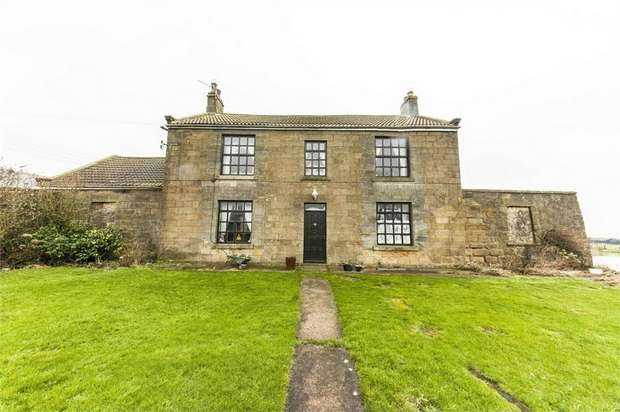 5 Bedrooms Detached House for sale in Moorsholm, Saltburn-by-the-Sea, North Yorkshire
