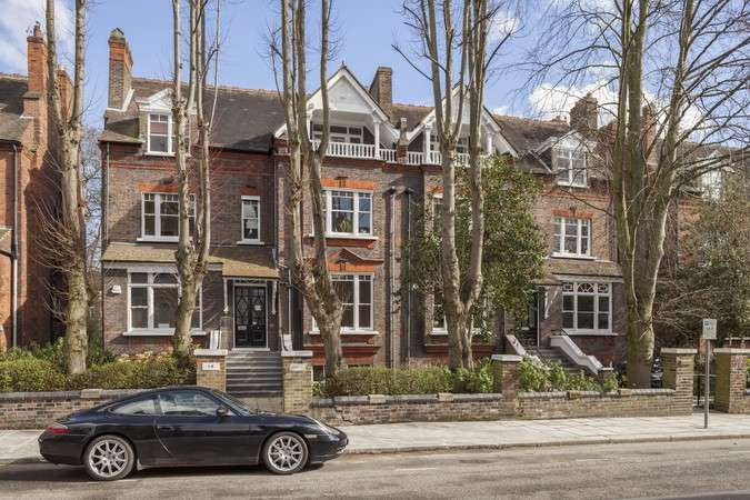 Property for sale in Maresfield Gardens, Hampstead