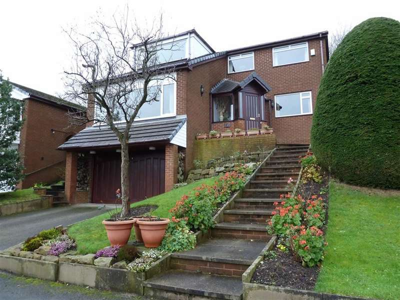 5 Bedrooms Property for sale in The Meadows, Grotton, SADDLEWORTH, OL4