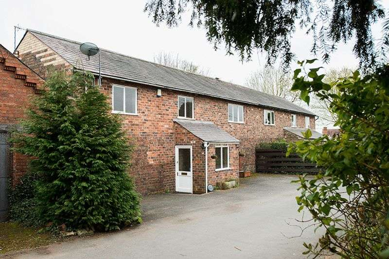 2 Bedrooms Flat for sale in Bury Hall Wolverley DY11 5TH