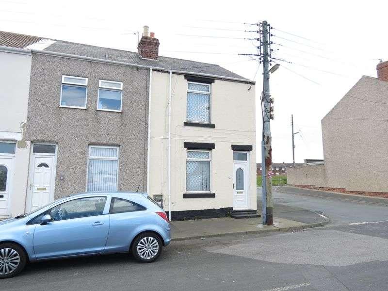 2 Bedrooms Terraced House for sale in Dene Terrace, Shotton