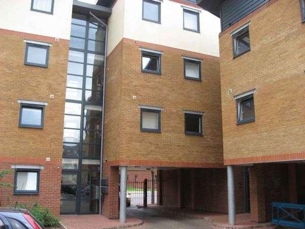 2 Bedrooms Flat for sale in Merchants Court, Bedford