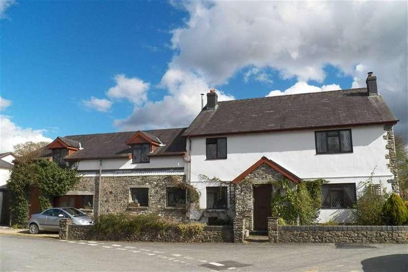 4 Bedrooms Property for sale in Dryslwyn