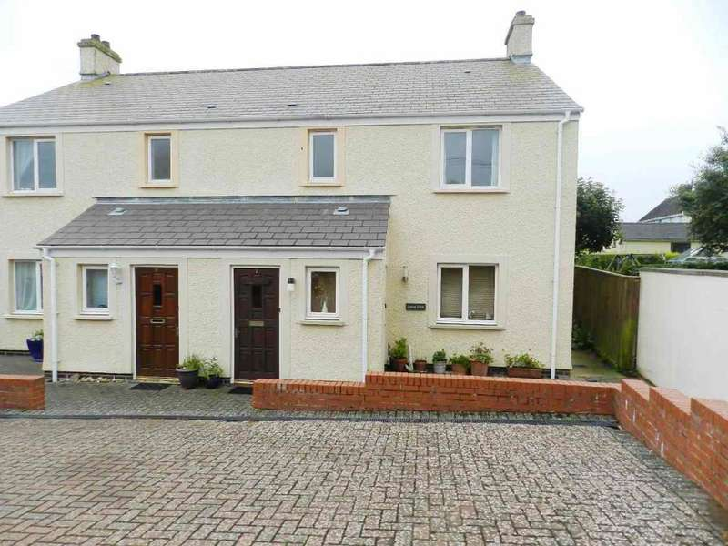 2 Bedrooms Flat for sale in Flat 7, The Anchorage, Solva, Haverfordwest