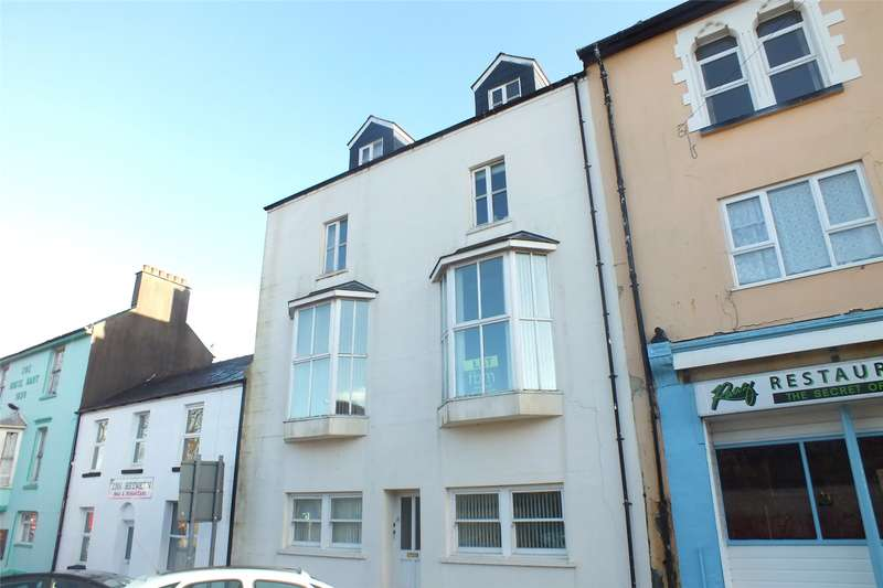1 Bedroom Flat for sale in Co-Op Lane, Pembroke Dock, Pembrokeshire