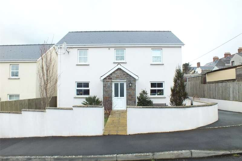 3 Bedrooms Detached House for sale in Riverside Close, Pembroke, Pembrokeshire