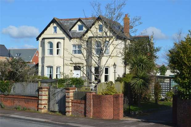 5 Bedrooms Maisonette Flat for sale in Salterton Road, EXMOUTH, Devon
