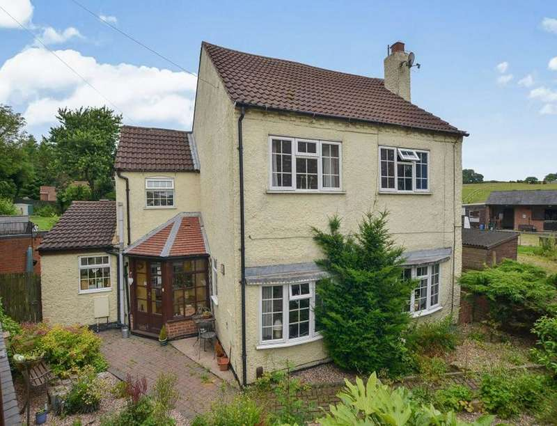 5 Bedrooms Detached House for sale in Mansfield Road, Brinsley, Nottingham, NG16
