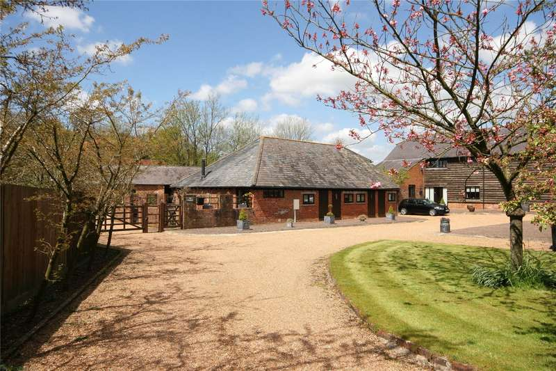 4 Bedrooms Detached Bungalow for sale in Dog Kennel Lane, Hadlow Down