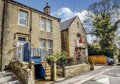 4 Bedrooms Semi Detached House for sale in Halifax Old Road, Huddersfield, West Yorkshire
