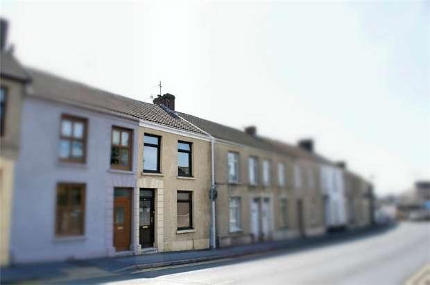 3 Bedrooms Terraced House for sale in Felinfoel Road, Llanelli, Carmarthenshire