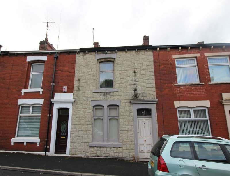 2 Bedrooms Property for sale in Exeter Street, Blackburn, BB2