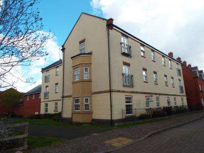 2 Bedrooms Flat for sale in Rigel Close, Swindon, Wiltshire