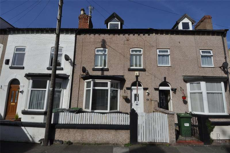 4 Bedrooms Terraced House for sale in Strand Road, Hoylake, Wirral