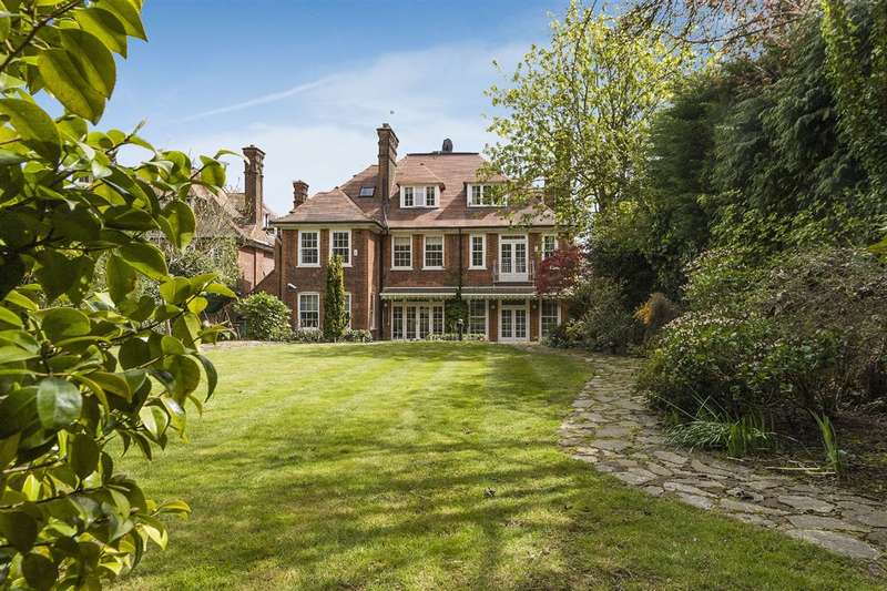 7 Bedrooms House for sale in Redington Road, Hampstead, NW3