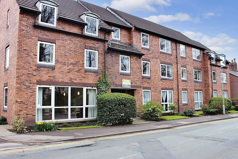 2 Bedrooms Retirement Property for sale in Homelyme House, Poynton, SK12 1RL