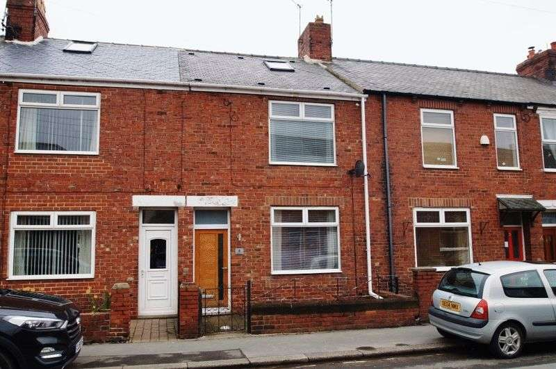 3 Bedrooms Terraced House for sale in Hallgarth View, High Pittington