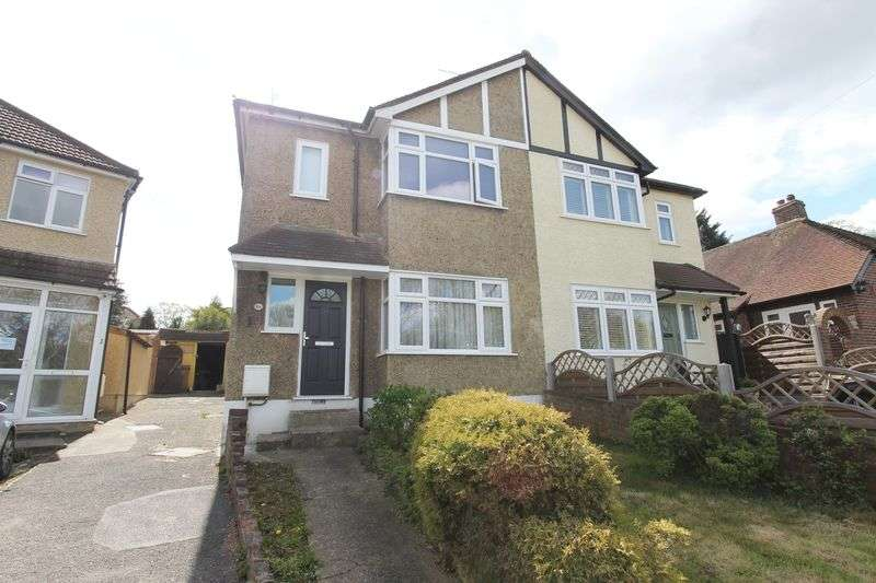 3 Bedrooms Semi Detached House for sale in Alma Crescent, Sutton