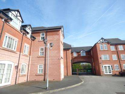 2 Bedrooms Flat for sale in Woodholme Court, Liverpool, Merseyside, L25