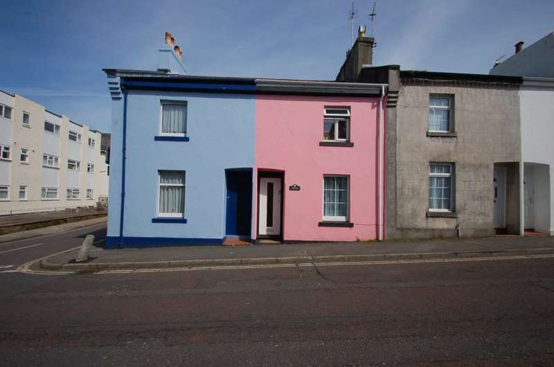 2 Bedrooms Terraced House for sale in Roundham Road, Paignton