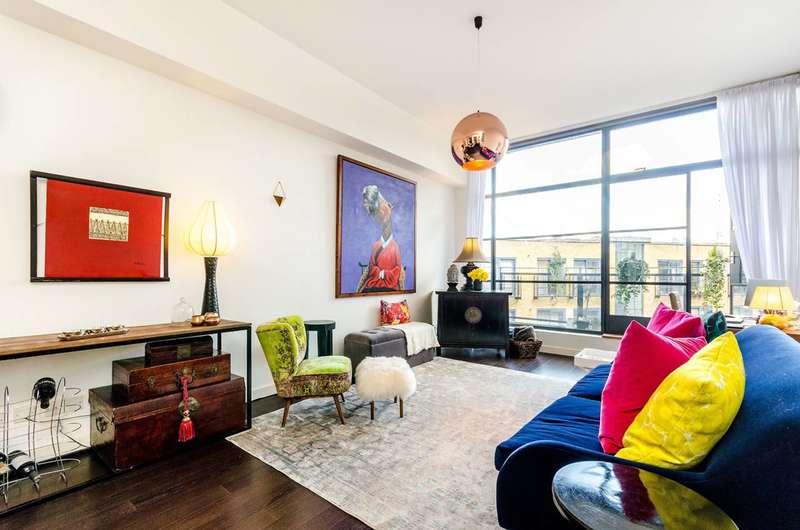 1 Bedroom Flat for sale in Commercial Street, Spitalfields, E1