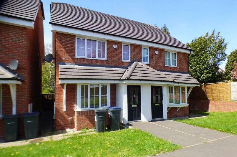 3 Bedrooms Semi Detached House for sale in The Laurels, Erdington