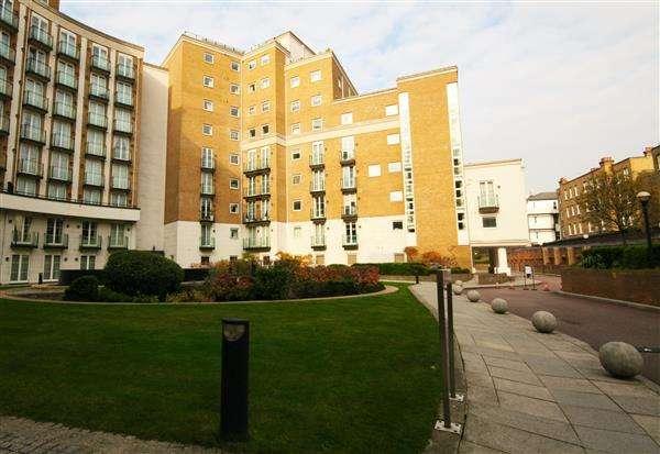 2 Bedrooms Apartment Flat for sale in Elizabeth Court, 1 Palgrave Gardens, London