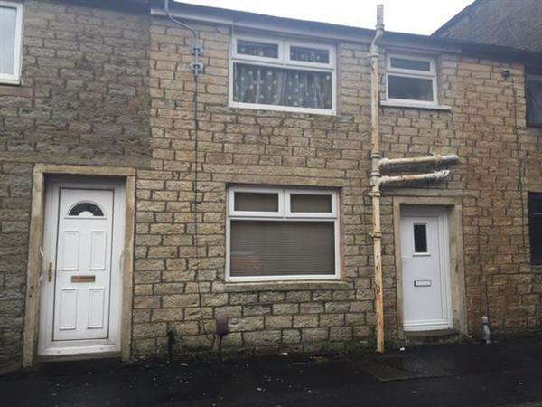 2 Bedrooms Terraced House for sale in Ratcliffe Street, Haslingden, Haslingden
