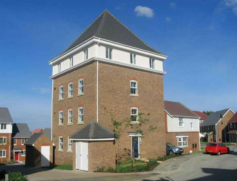 2 Bedrooms Flat for sale in Swaffer Way, Ashford, TN23