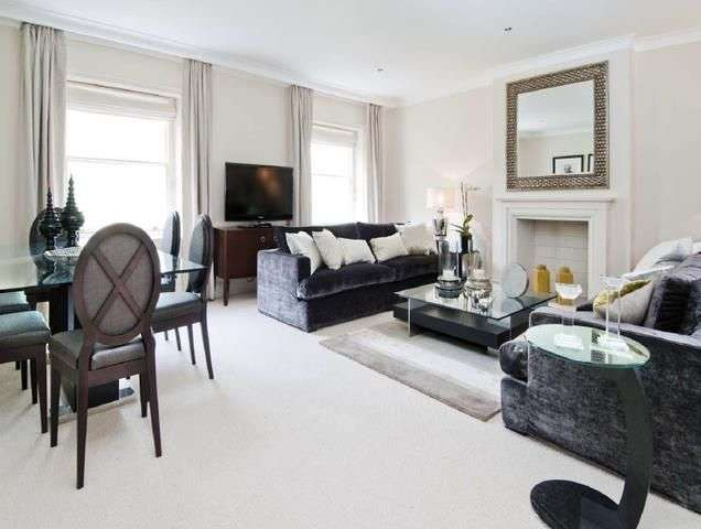 2 Bedrooms Apartment Flat for sale in Eaton Square, London SW1