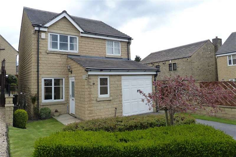 3 Bedrooms Property for sale in 4, Greystone, Crosland Hill, Huddersfield