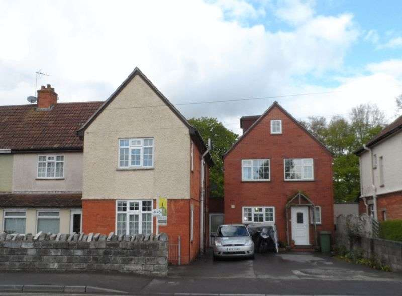 6 Bedrooms Semi Detached House for sale in Bere Lane, Glastonbury