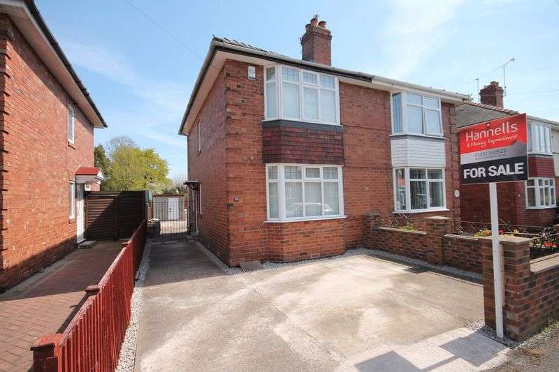 2 Bedrooms Semi Detached House for sale in ST WYSTANS ROAD, DERBY
