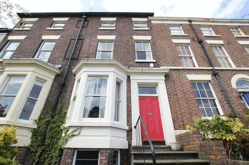5 Bedrooms Terraced House for sale in Sandown Lane, Conservation Area, Liverpool, L15