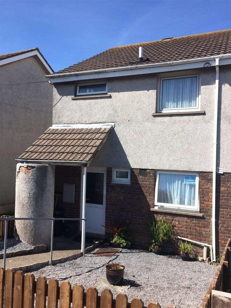 3 Bedrooms End Of Terrace House for sale in Camuset Close, Hakin, Milford Haven