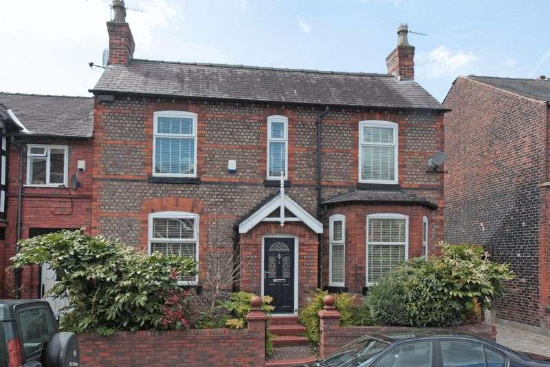 3 Bedrooms Terraced House for sale in Brown Street, Altrincham