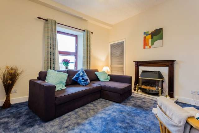 1 Bedroom Flat for sale in 14 Boyd Street, Largs, North Ayrshire, KA30 8LD