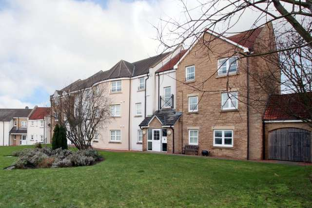 2 Bedrooms Flat for sale in Peploe Rise, Dunfermline, KY11 8NB