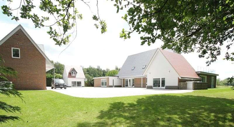7 Bedrooms Detached House for sale in Frilford Heath, Oxfordshire