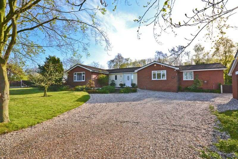 4 Bedrooms Detached Bungalow for sale in Wheat Lane, Lathom, Ormskirk