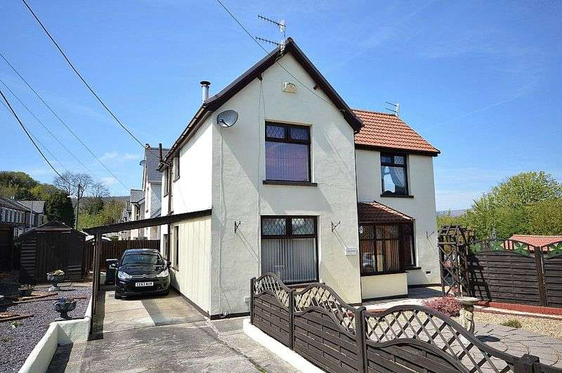 4 Bedrooms Detached House for sale in St. Matthews Road, Pontypool