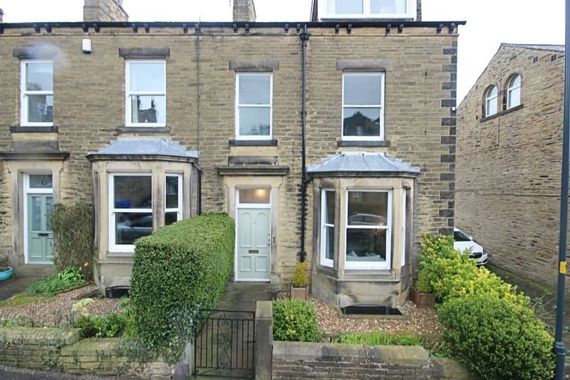 5 Bedrooms End Of Terrace House for sale in Salisbury Street, Skipton, North Yorkshire, BD23