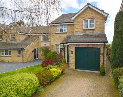 3 Bedrooms Detached House for sale in Salt Box Grove, Grenoside, Sheffield, South Yorkshire
