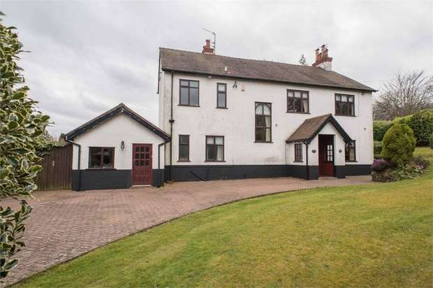 6 Bedrooms Detached House for sale in Acrefield Road, Birkenhead, Merseyside