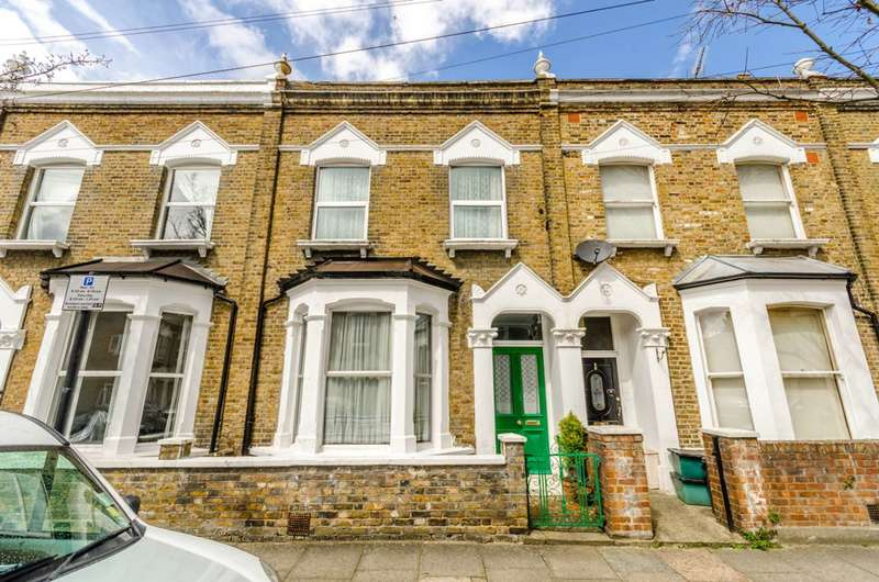 2 Bedrooms House for sale in Wedmore Gardens, Archway, N19