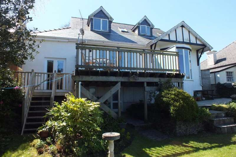 3 Bedrooms Detached House for sale in Newlands, Sandyhill Road, Saundersfoot, Pembrokeshire