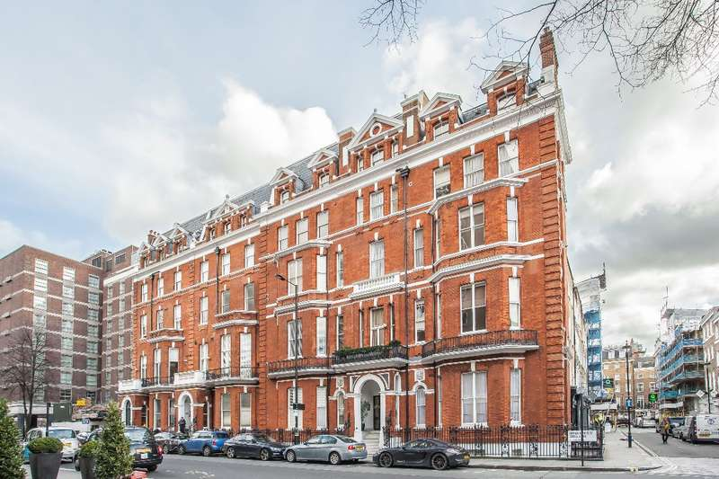 2 Bedrooms Flat for sale in Upper Berkeley Street, London W1