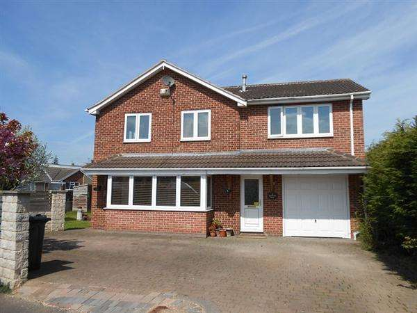 5 Bedrooms Detached House for sale in Manor Way, Todwick, Sheffield