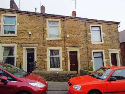 2 Bedrooms Terraced House for sale in Hollins Grove Street, Darwen, Lancashire, BB3