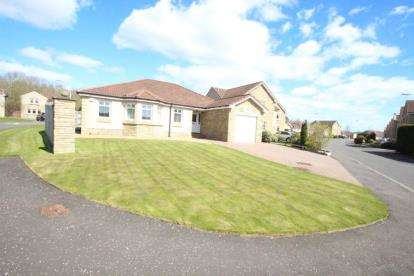 3 Bedrooms Bungalow for sale in Kinloch Drive, Glenrothes